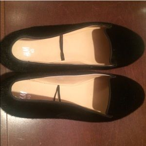 Like new H&M flats black size 8.5 loafers business